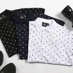 Polo chấm bi Scotch&Soda